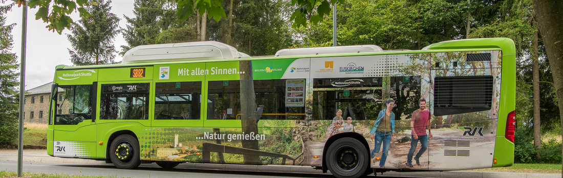 Der NationalparkShuttle